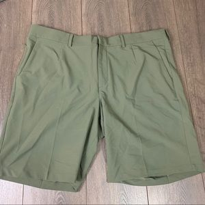 Men's Tiger Woods Nike Collection Golf Shorts 40